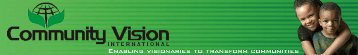 Community Vision International, Incorporated