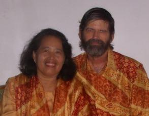 Jim & Mena
